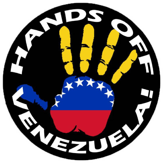 USA hands off Venezuela